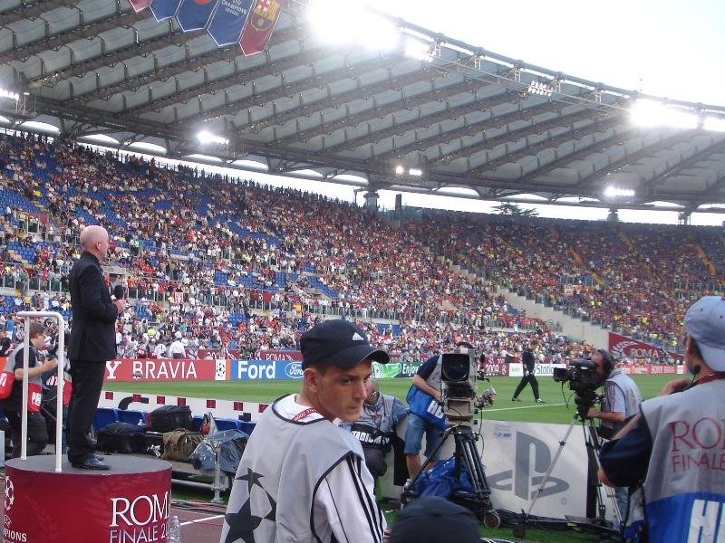 network4events - UEFA Champions League - Roma Finale 2009